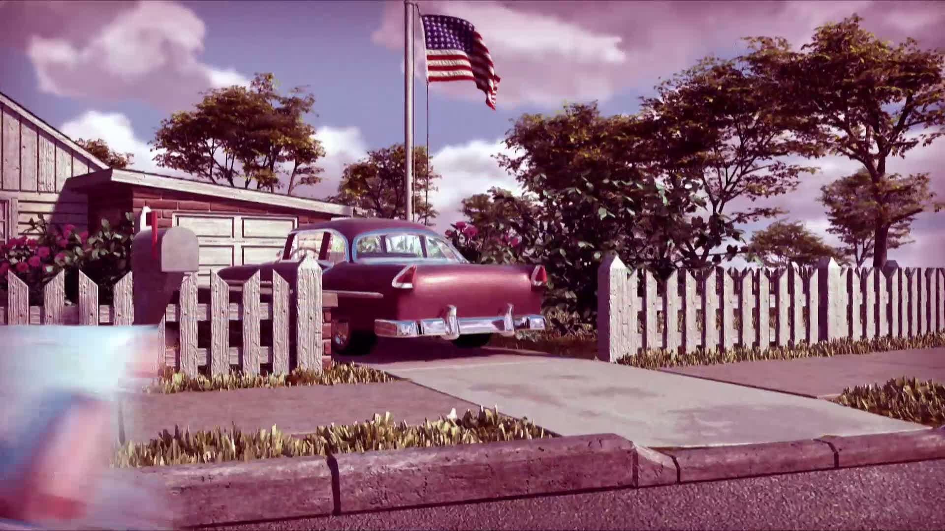 Trailer #2 | 1950s Lawn Mower Kids