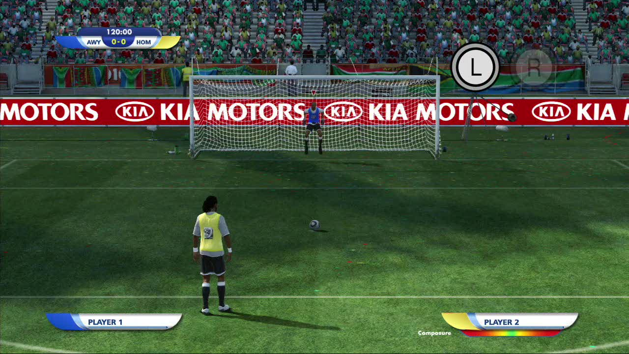 Advanced Penalty Kick Saving Tutorial | 2010 FIFA World Cup South Africa