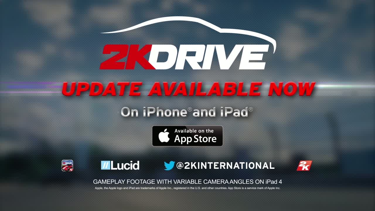 2K Drive  Videos and Trailers