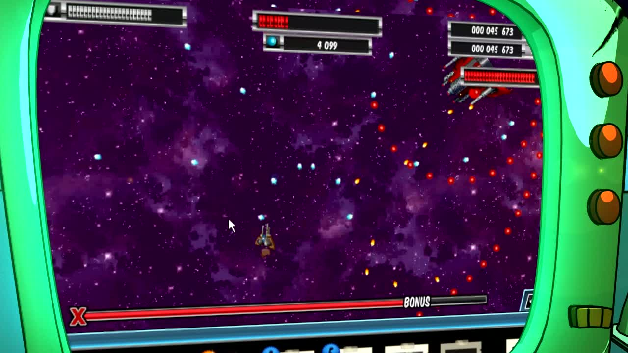 A Space Shooter Blitz  Videos and Trailers