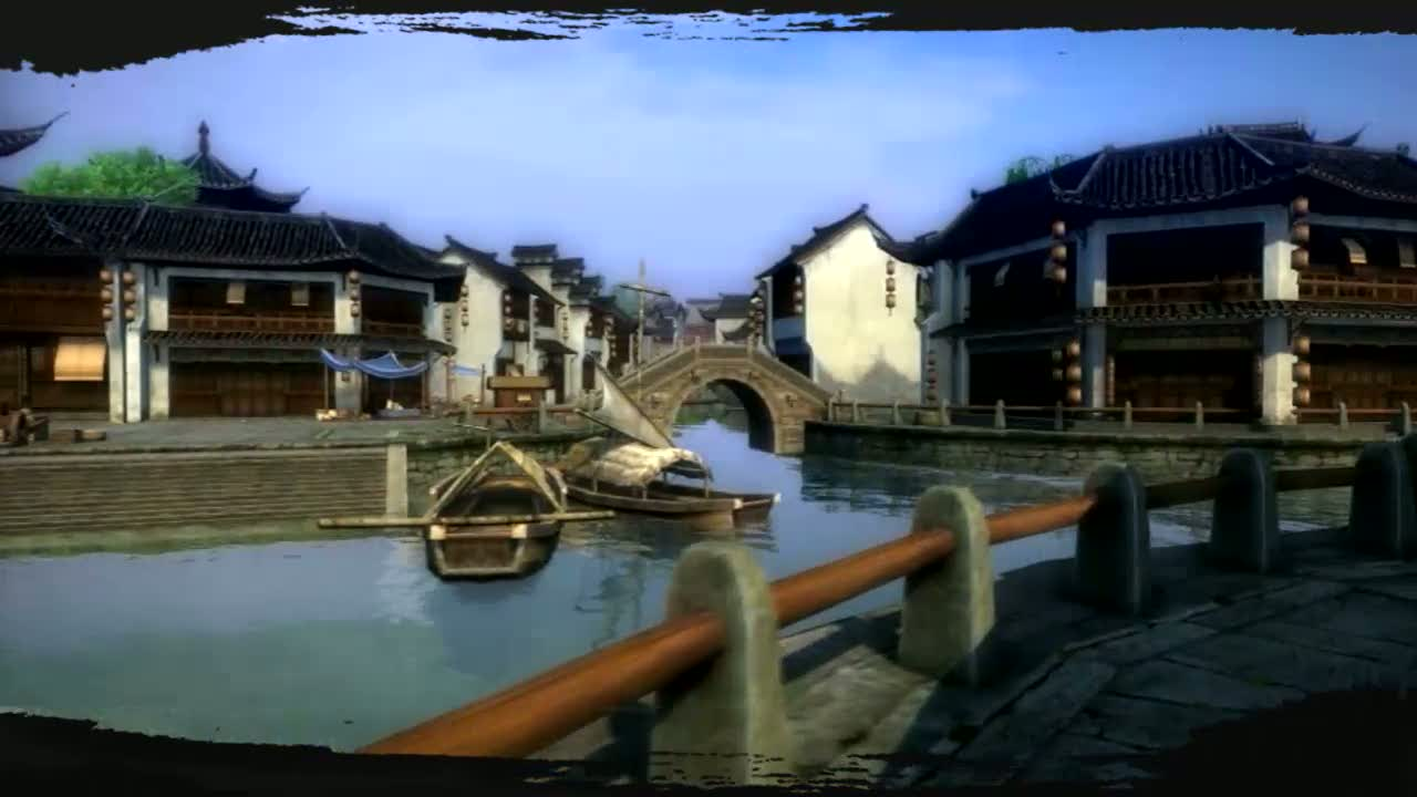 Gamescom Trailer | Age of Wulin: Legend of the Nine Scrolls