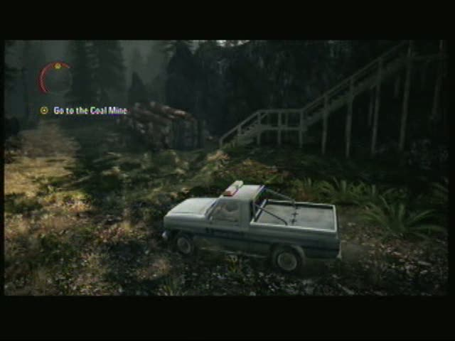 Mines District - The Hidden Red Chair | Alan Wake