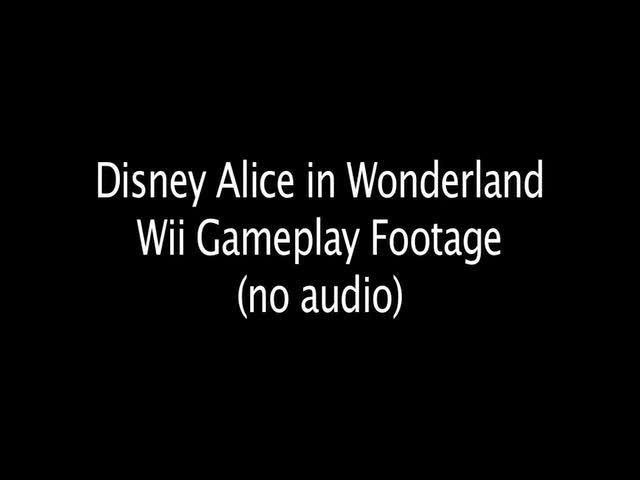 B-Roll Footage | Alice in Wonderland