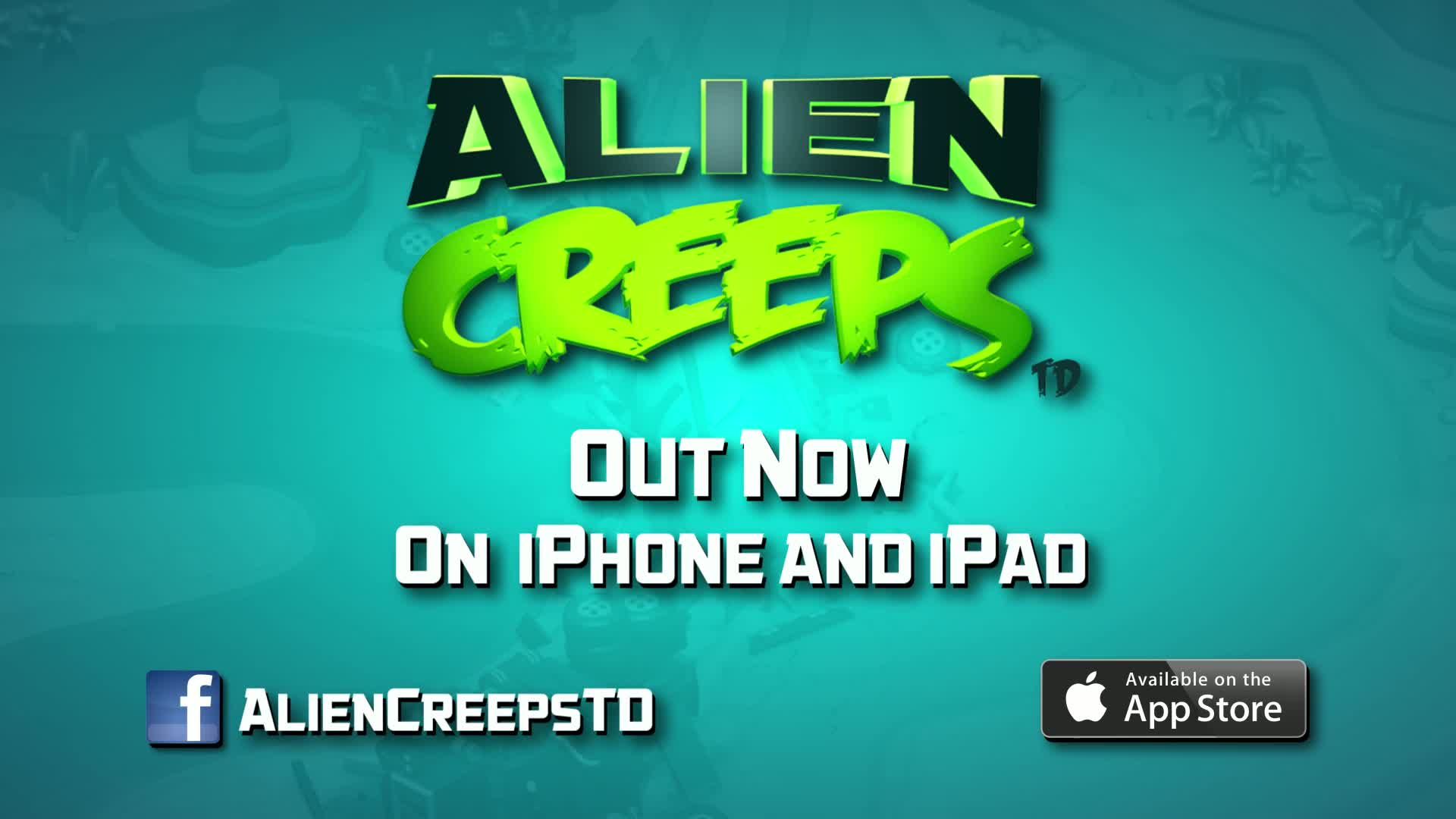 Official Launch Trailer | Alien Creeps TD