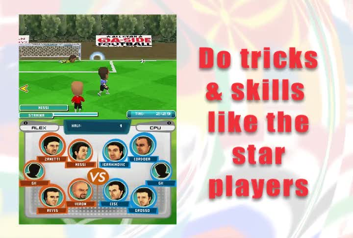 All Star 5-A-Side Football  Videos and Trailers