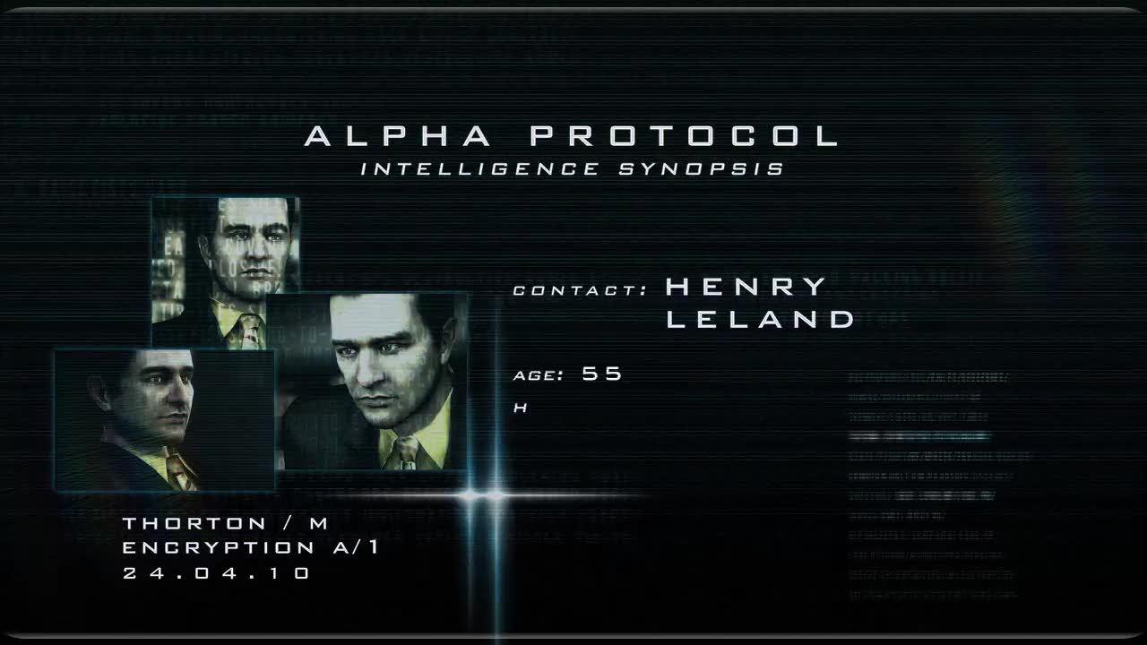 Leland Video | Alpha Protocol