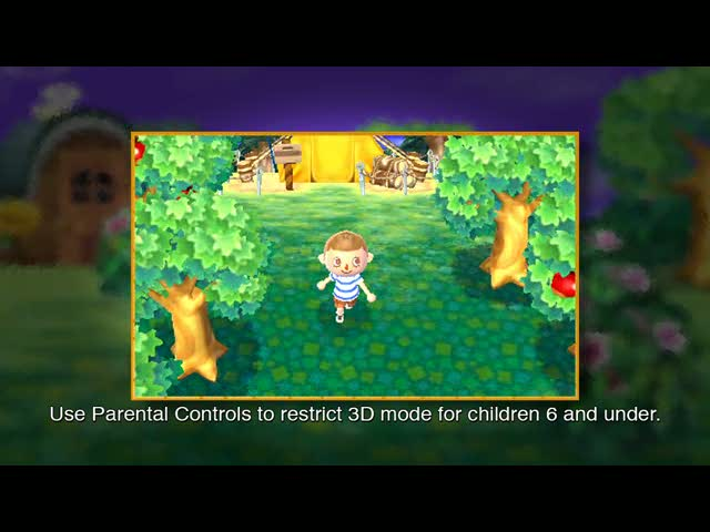 Animal Crossing 3DS  Videos and Trailers