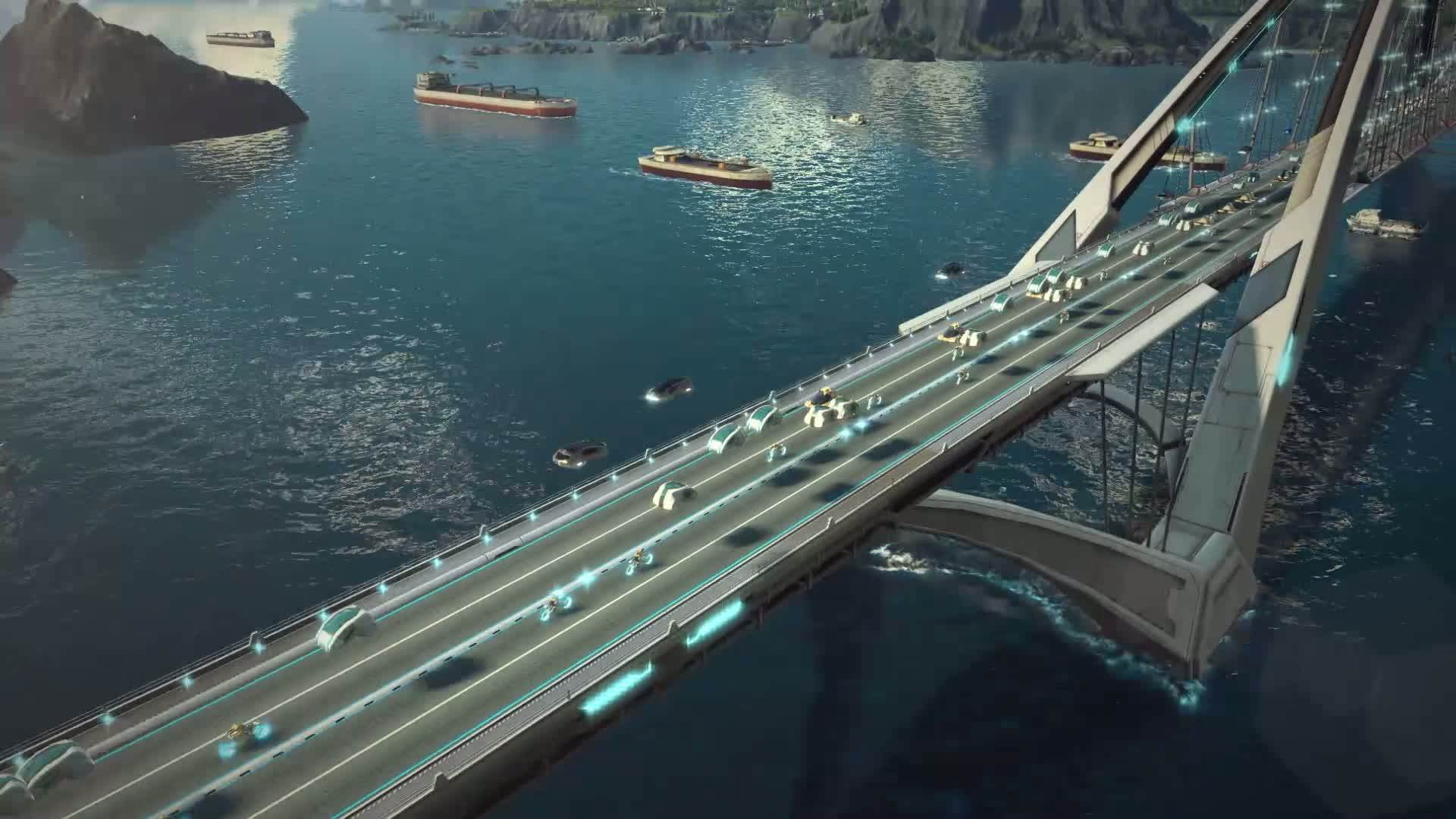 Anno 2205  Videos and Trailers