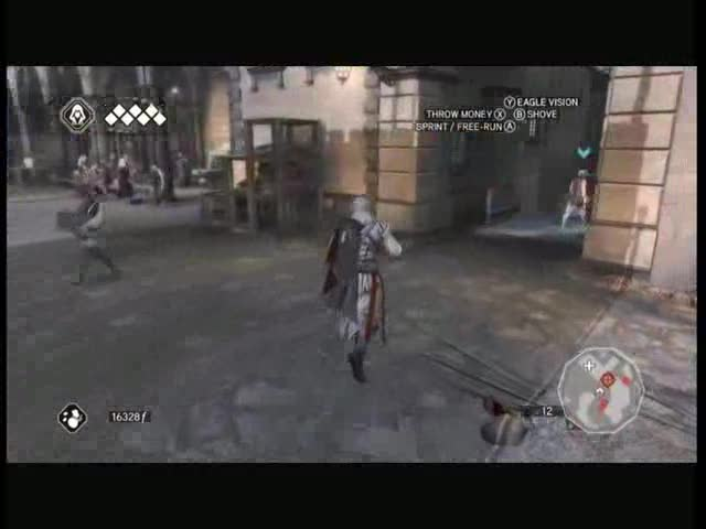 Meeting Adjourned | Assassin's Creed II