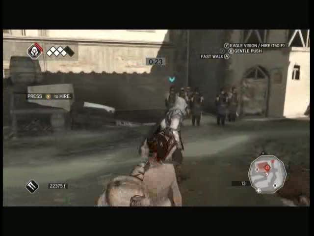 Leader of the Pack | Assassin's Creed II