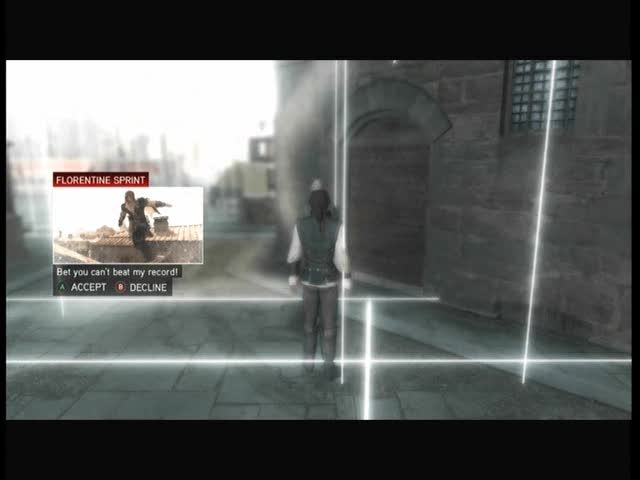 Florentine Sprint | Assassin's Creed II