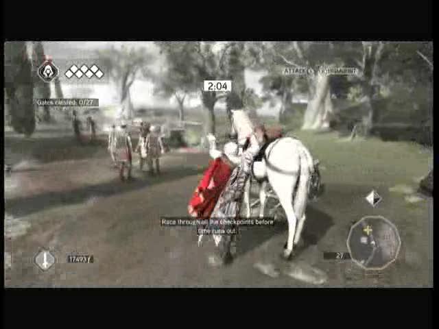 Horseplay | Assassin's Creed II
