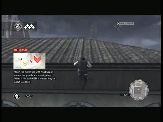 1: Ignorance is Bliss - Jailbird | Assassin's Creed II