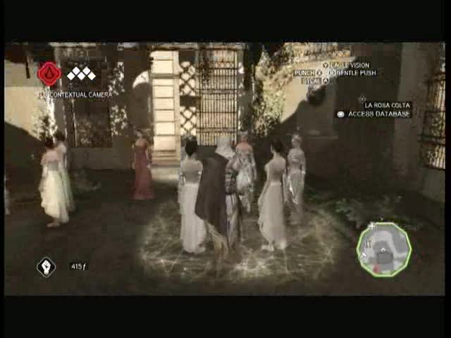 2: Escape Plans - Fitting In | Assassin's Creed II