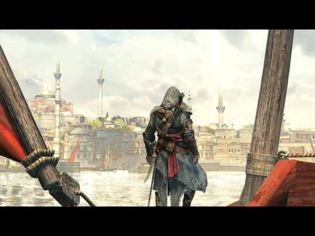 Gamescom Trailer | Assassin's Creed Revelations