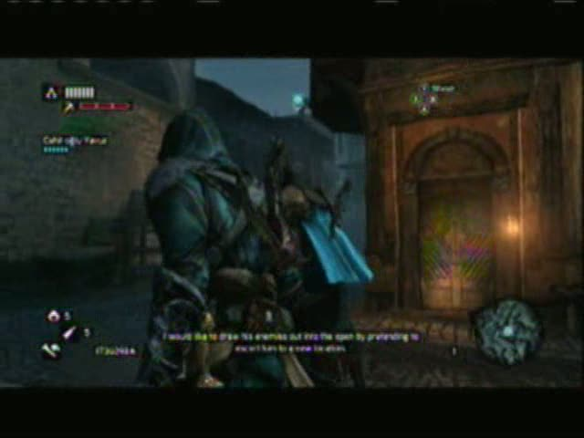 The Southern Bayezid Den Master Assassin Mission | Assassin's Creed Revelations