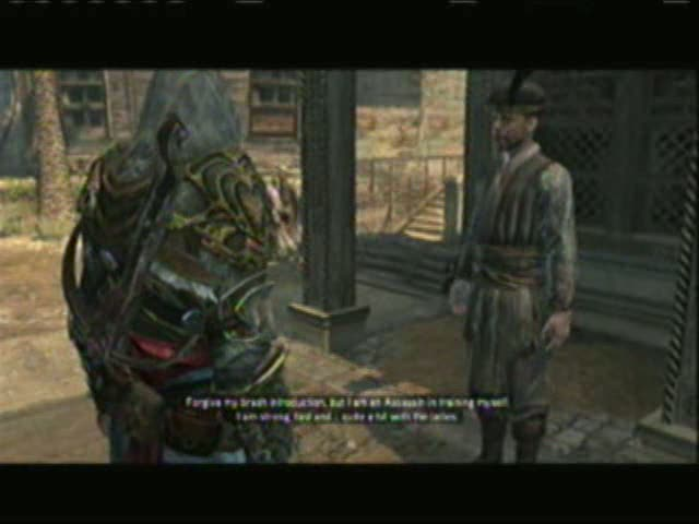 Assassin Apprentice Memory 04 -- The Pupil | Assassin's Creed Revelations