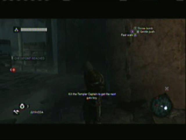 Sequence 03, Memory 06 -- The Verebatan Cistern   Assassin's Creed Revelations