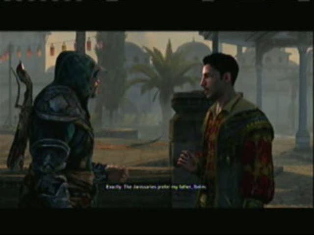 Sequence 04, Memory 02 -- An Uneasy Meeting | Assassin's Creed Revelations