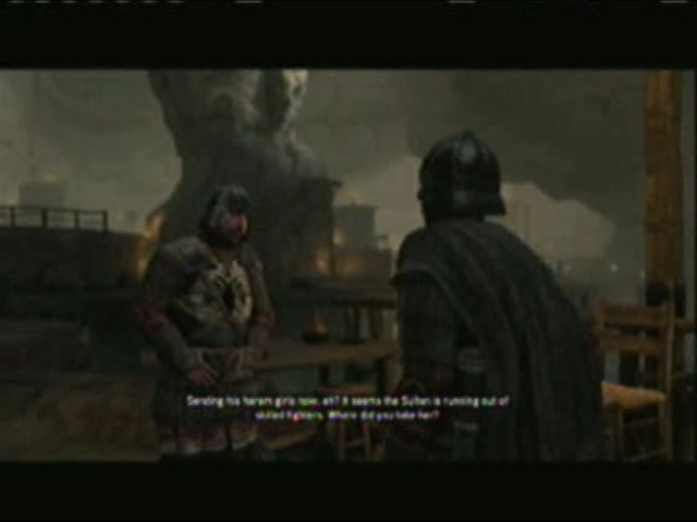 Sequence 07, Memory 02 -- The Spy Who Stunned Me | Assassin's Creed Revelations