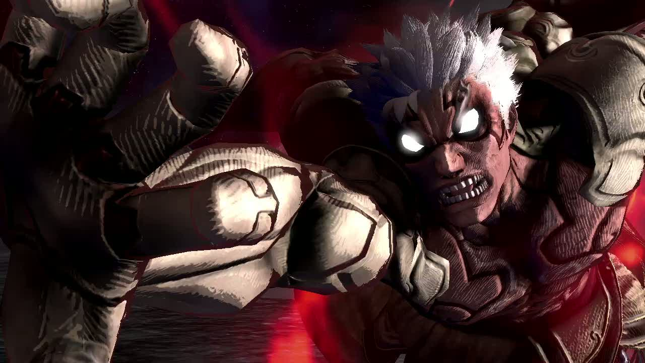 Asura's Wrath  Videos and Trailers