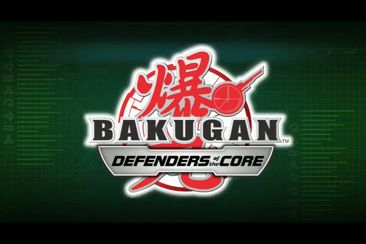 Wii and DS trailer | Bakugan Battle Brawlers: Defenders of the Core