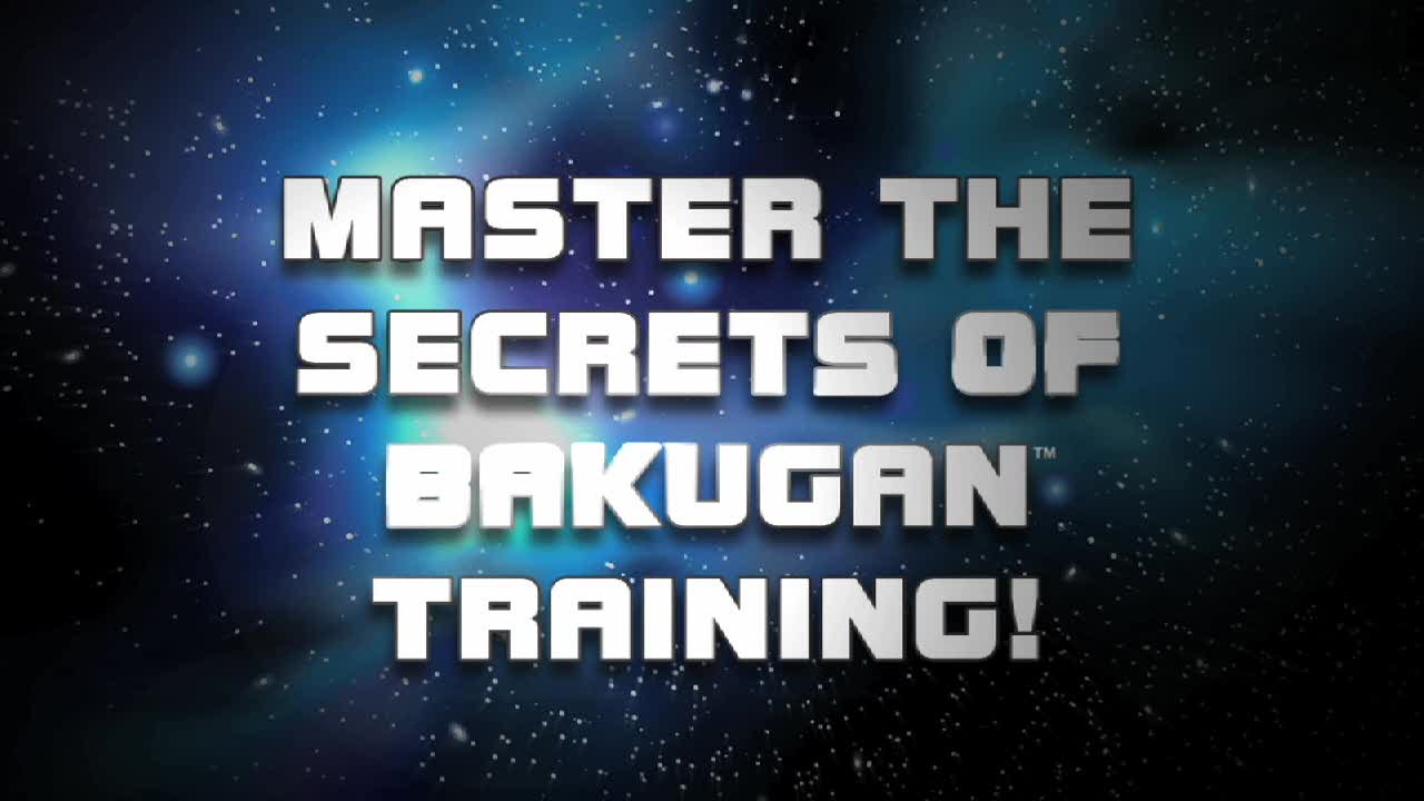Bakugan Battle Trainer  Videos and Trailers
