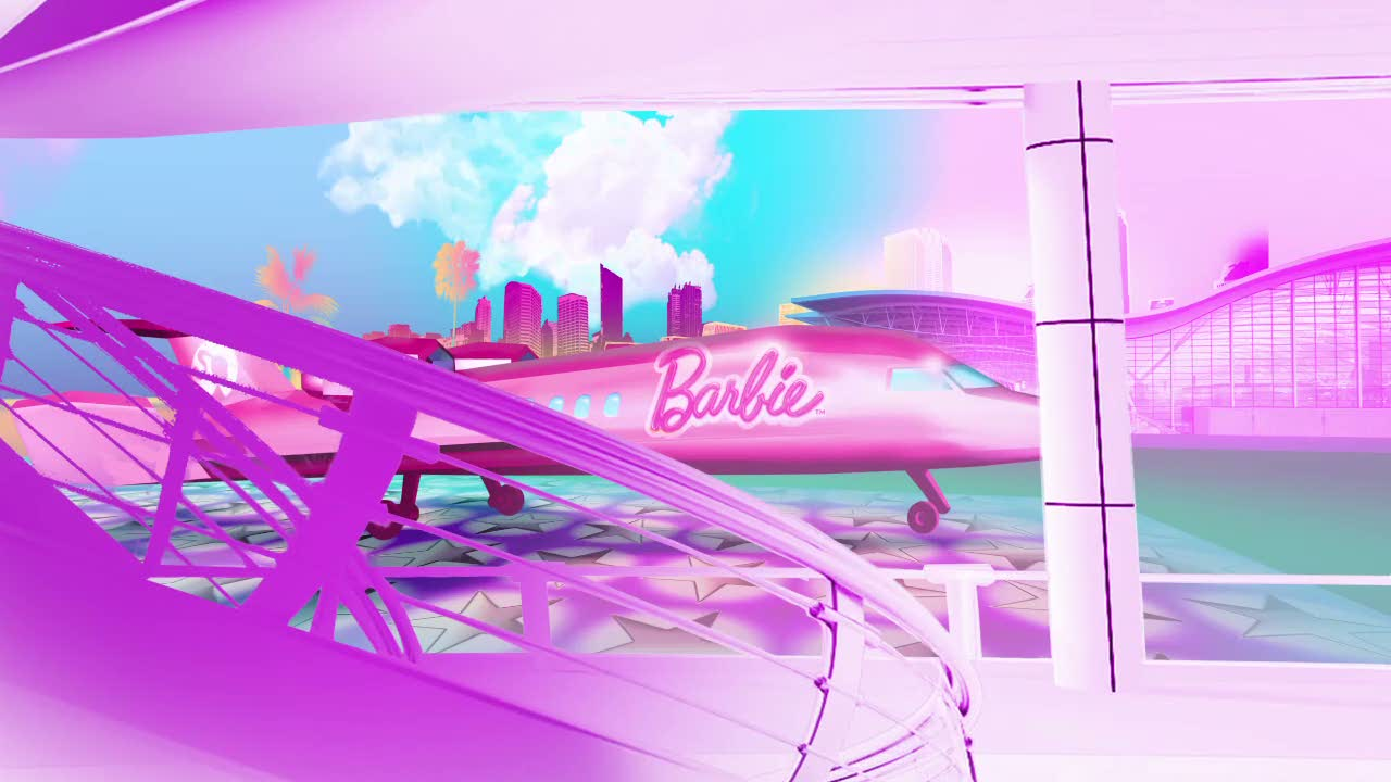 Barbie: Jet, Set & Style  Videos and Trailers