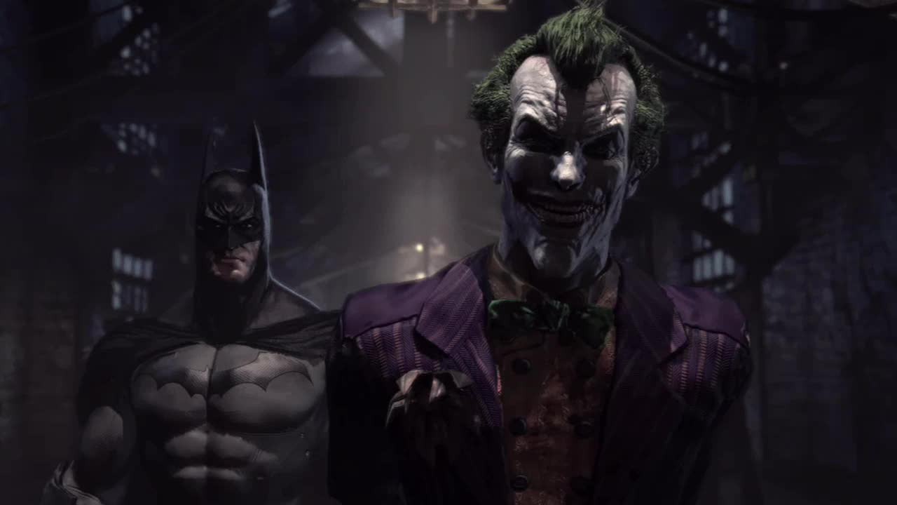 Villains Trailer | Batman: Arkham Asylum