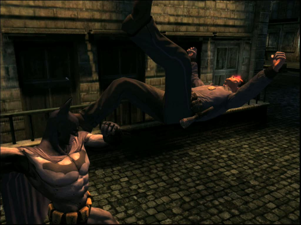 Batman: Arkham City Lockdown  Videos and Trailers