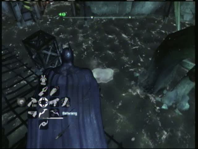 Game Bug - The Only Bug Type Found in the Game | Batman: Arkham City