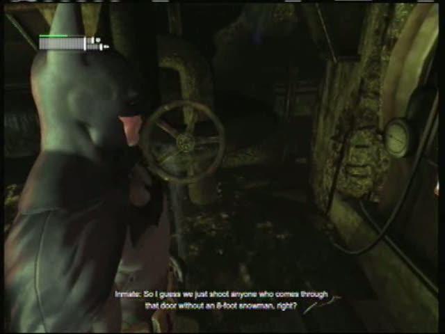 Shutting Down the Steam  | Batman: Arkham City