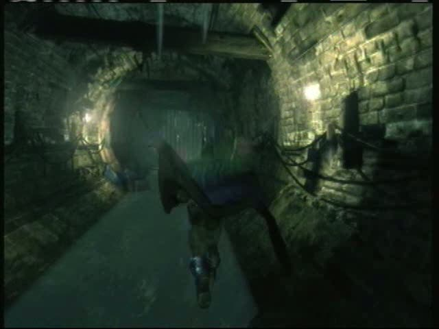 The Sewer Tunnels and Subway Maintenance Access Tunnels | Batman: Arkham City