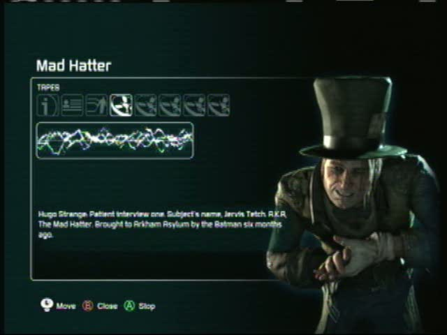 Rendezvous with the Batwing - The Mad Hatter | Batman: Arkham City