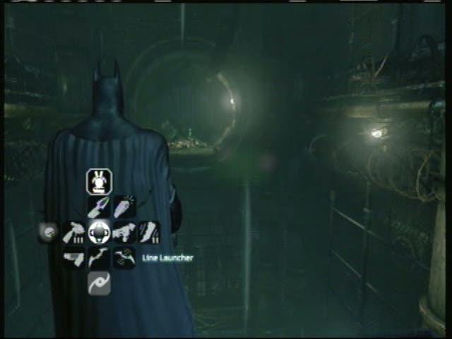 Subway Riddles | Batman: Arkham City