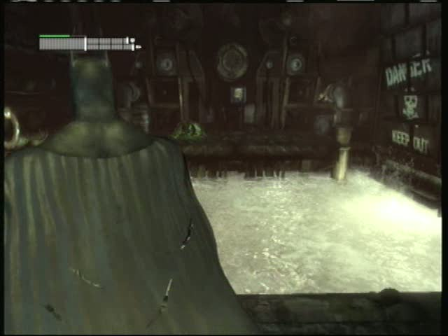 Navigating the Heat Exchanger Pools in Cooling Tunnel B | Batman: Arkham City