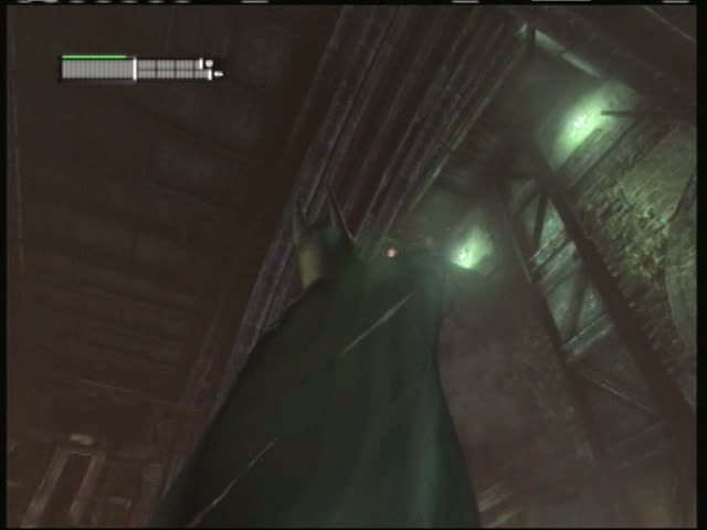 The Route to the Smelting Chamber   Batman: Arkham City