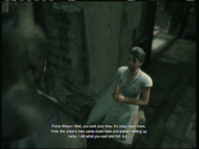 Foundation Predator Battle   Batman: Arkham City
