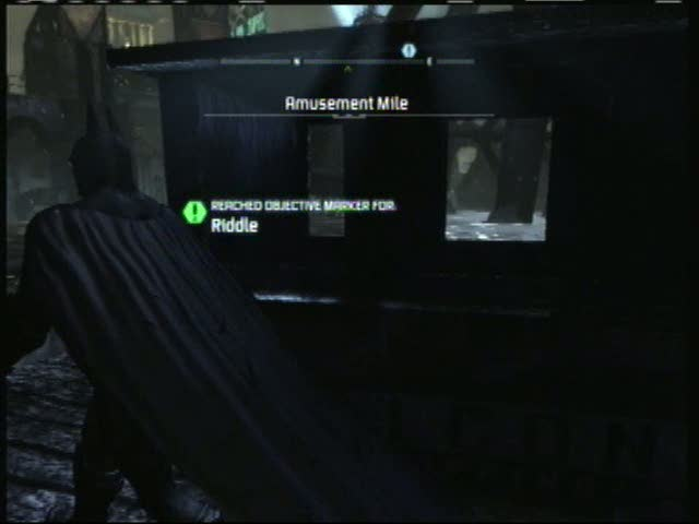 Industrial District - Riddles Solved | Batman: Arkham City