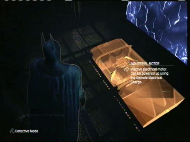 The Museum - Under the Lift | Batman: Arkham City