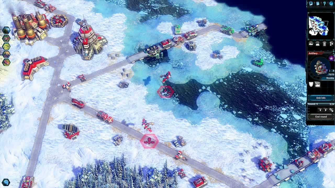 Battle Worlds: Kronos  Videos and Trailers