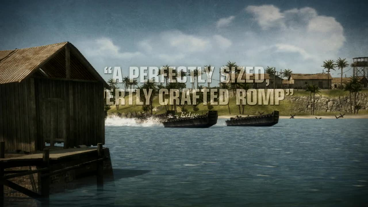 Battlefield 1943  Videos and Trailers
