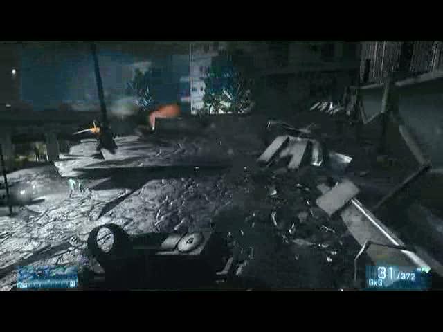 Achievement - Road Kill   Battlefield 3