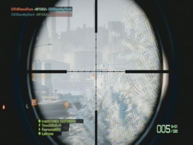Marksman shots | Battlefield: Bad Company 2