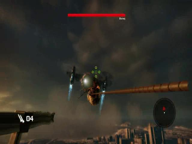 E3 2009 B-Roll Footage - Buraq | Bionic Commando