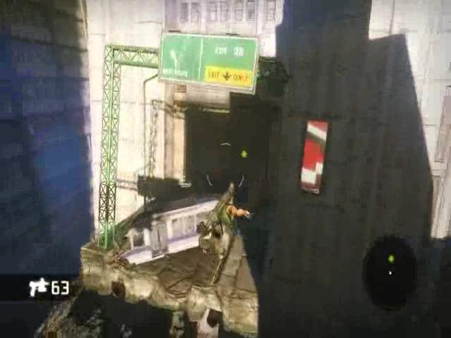 E3 2009 B-Roll Footage - Flood Swing Zipkick | Bionic Commando