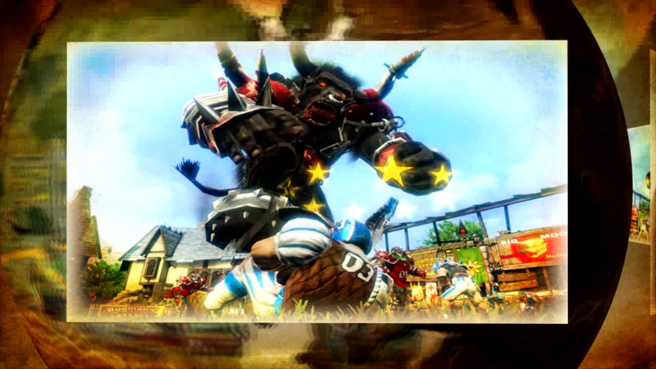 Blood Bowl  Videos and Trailers