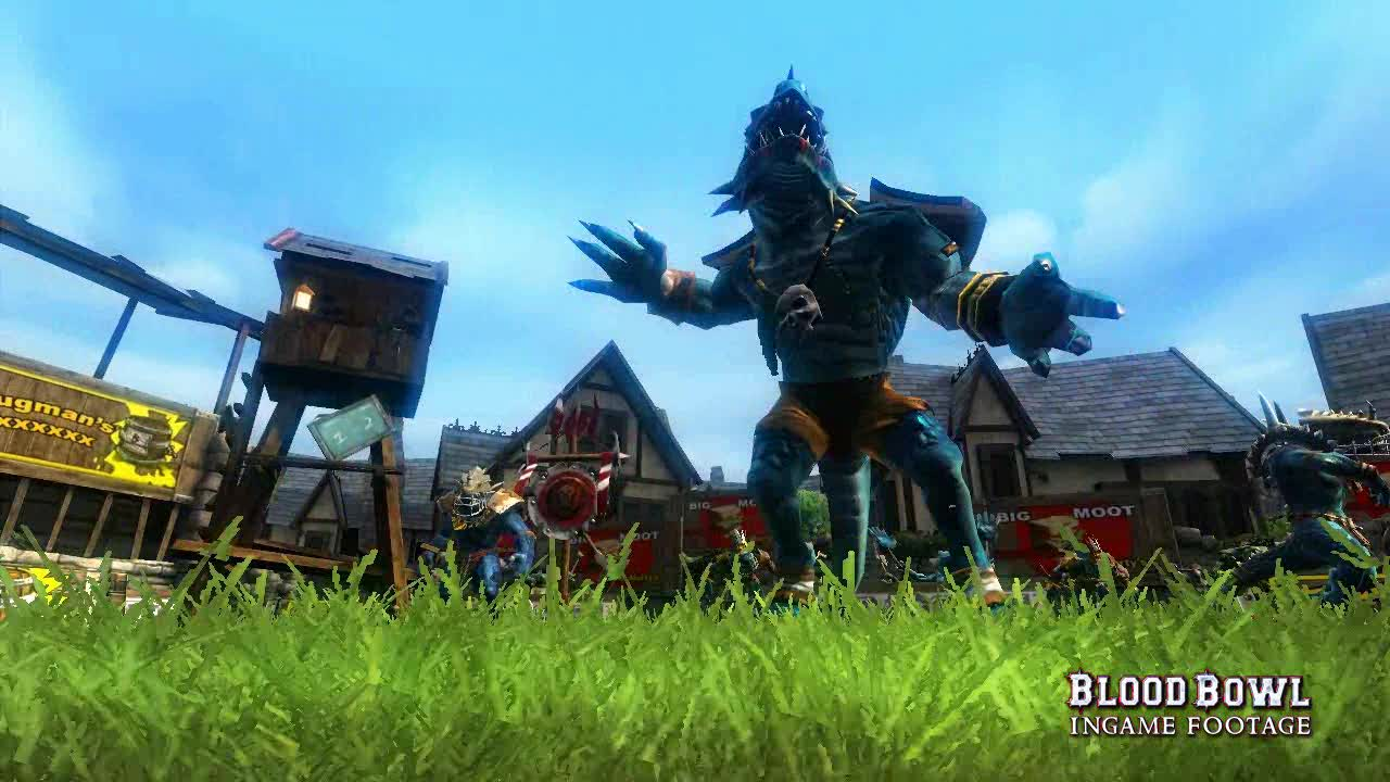 Lizardmen trailer | Blood Bowl