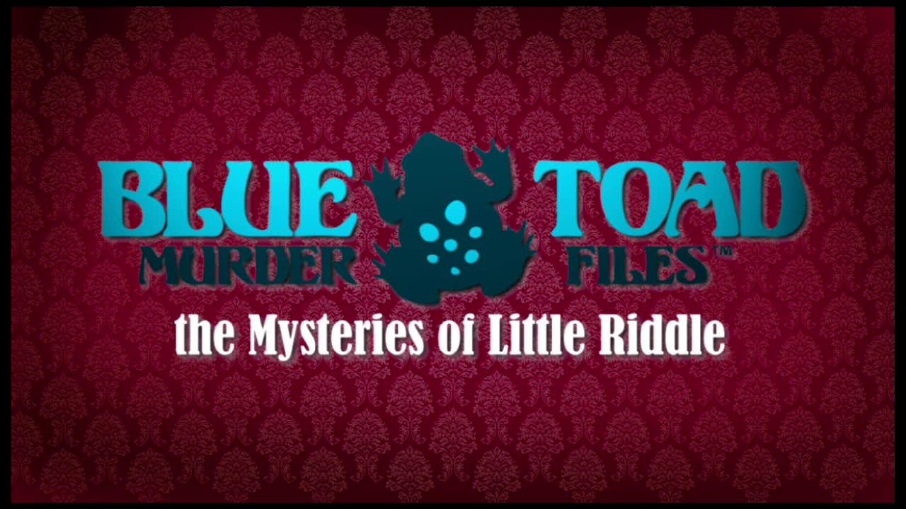 Blue Toad Murder Files  Videos and Trailers