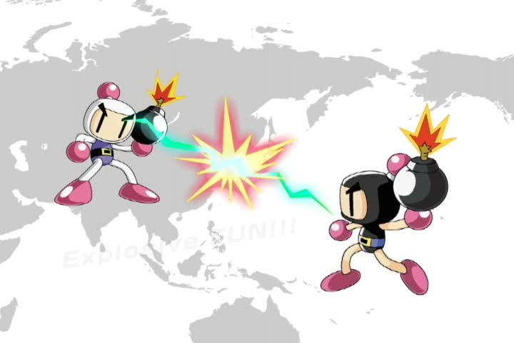 Bomberman Blitz  Videos and Trailers